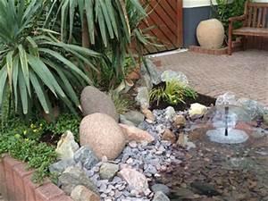 Japanisches Beet Anlegen : beet mit pflanzen und steinen nowaday garden ~ Markanthonyermac.com Haus und Dekorationen