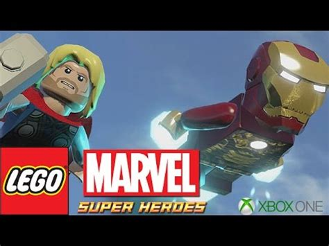 lego marvel heroes that sinking feeling part 11