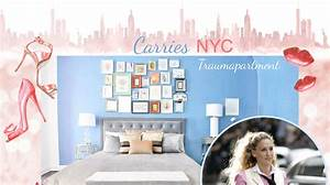 Carrie Bradshaw Wohnung : get the look carries nyc traumapartment instashop ~ Markanthonyermac.com Haus und Dekorationen