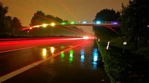 Nasse Fenster über Nacht : regenbogenbruecke lichtkunstwerk dortmund b1 a40 ruhrschnellweg thomashaagen ~ Markanthonyermac.com Haus und Dekorationen
