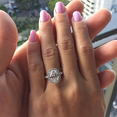 1000+ Ideas About Oval Rings On Pinterest  1 Carat, 2. Chunky Engagement Rings. Parade Engagement Rings. Amythyst Wedding Rings. 14k Wedding Rings. June 27th Wedding Rings. Pinkish Engagement Rings. Infinity Loop Engagement Rings. Gold Japan Wedding Rings