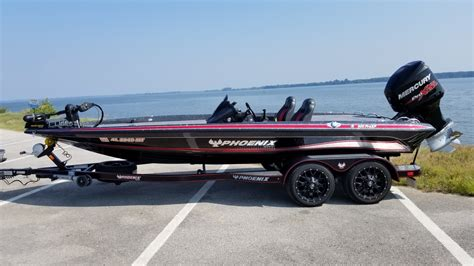 2017 Phoenix Bass Boat Price by Boat For Sale 2016 Phoenix 920 Pro Xp Mercury 250 Pro