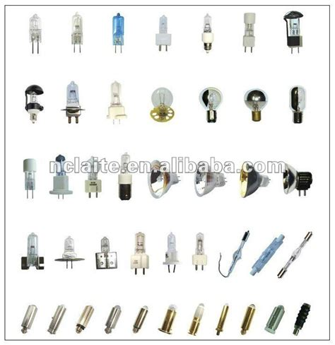 base light bulb socket types bulb types bulb types popideas