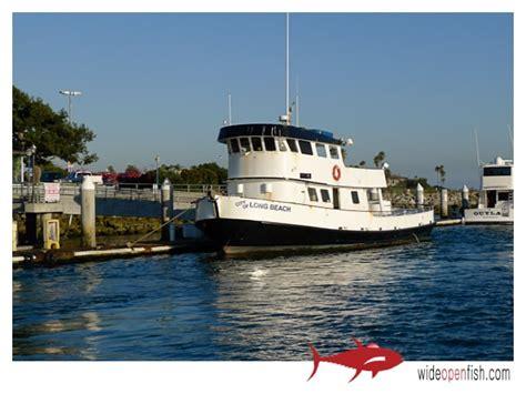 Long Beach Fishing Boat long beach marina sportfishing city of long beach charter