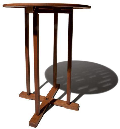 strathwood bradford table de bar pour jardin en bois dense r 233 sistant aux intemp 233 ries
