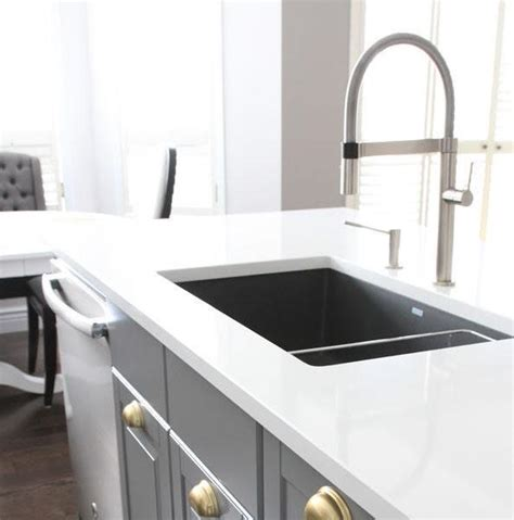 blanco silgranit subline 700 u level 700 x 400mm grey