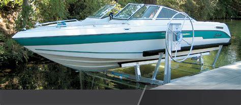 Boat Lift Hand Crank by Lifts Hewitt