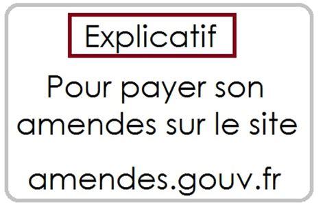 www amendes gouv fr payez amende en ligne sur le site unique