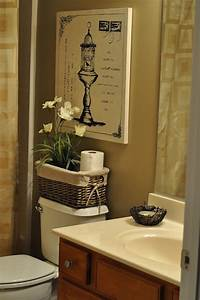 small bathroom makeovers The Bland Bathroom Makeover Reveal – The Small Things Blog