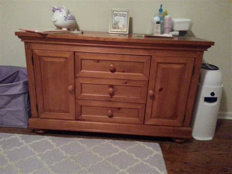 babi italia dresser changing table can be used for any
