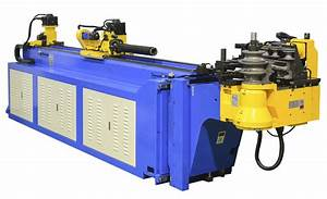"""50MRE2 All Electric CNC Tube Bender 50MM - 2"""" capacity"""