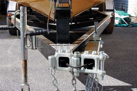 Ranger Boat Jack Plate Cost by How To Install A Folding Swing Tongue Trailering