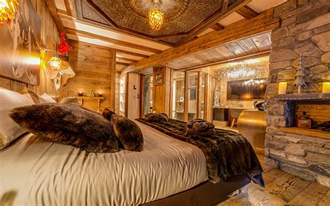 luxury ski chalet chalet lhotse val d isere firefly collection