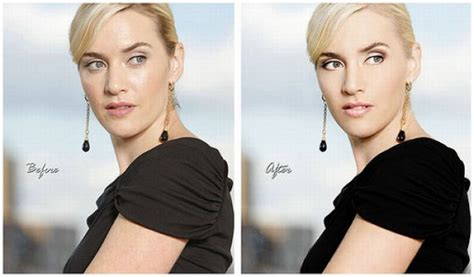 Celebrity Photos Before And After Retouching (47 Pics