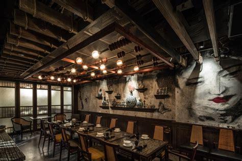 mott 32 restaurant by joyce wang hong kong 187 retail design