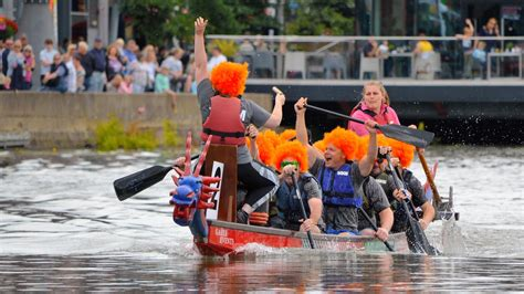 Dragon Boat Race in pictures lincoln dragon boat race 2017