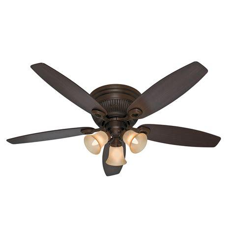 Low Profile Ceiling Fan by Shop Wellesley Low Profile 52 In Northern