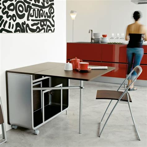 table console avec chaise integree