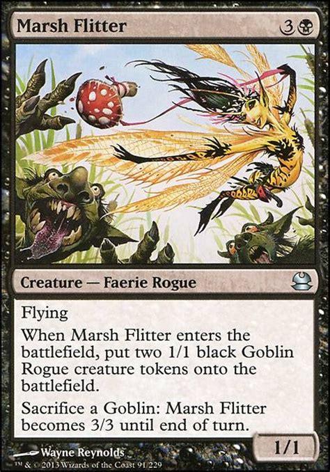marsh flitter mma mtg card