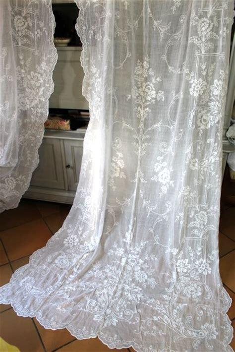 articles vendus gt vendu rideaux le linge de jadis linge ancien antique vintage