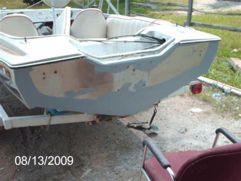 Boat Stern Repair by More Wood Canoe Repair Using The Plan