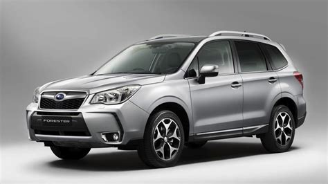 2013 Subaru Forester Official Images  Photos (1 Of 3