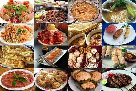 list of cuisines around the world classi