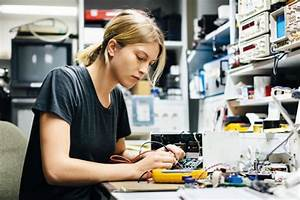 The culture of engineering does not take women seriously ...