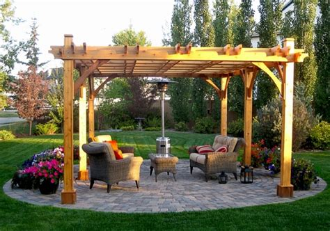 cedar pergola 12 215 20 pergola kits outdoor living today cedar pergola kit schwep