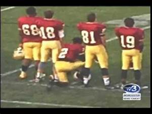 WNT Doherty Football Player Protest goes Viral - September ...