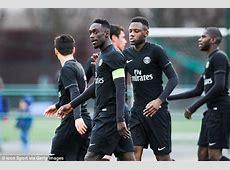 PSG U19 10 Middlesbrough U19 JeanKevin Augustin strikes
