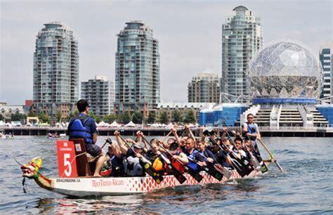 Alcan Dragon Boat Festival by Rio Tinto Alcan Dragon Boat Festival Inside Vancouver Blog