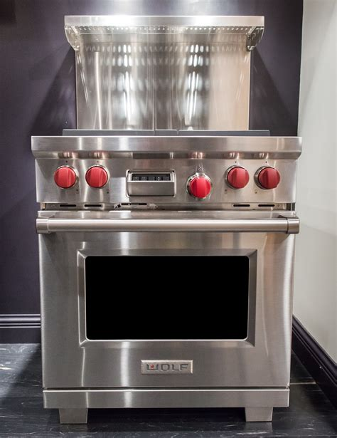 Wolf DF304 30Inch Range Review  Reviewedcom Luxury Home
