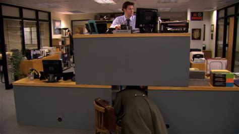 20 pranks jim uses on dwight that will make your day