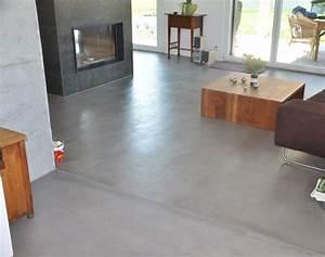 Beton Trockenzeit Fliesen : fugenlose b den eleganz f r ihren wohnraum in ahaus beton cire floor pinterest ~ Markanthonyermac.com Haus und Dekorationen