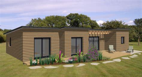modele maison clelia becokit maisons ossature bois