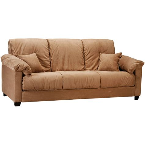 Sofa Beds At Walmart by Montero Convert A Couch Sofa Bed Mocha Furniture