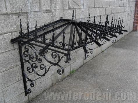 marquise fer forge marquise en fer forge herreria marquis and catalog
