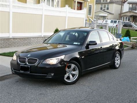 Find Used 2008 Bmw 528i In Queens Village, New York