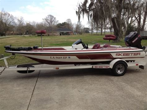 Bass Boats For Sale Under 10k by 1987 Skeeter Starfire Trolling Motor Wiring Diagram 51