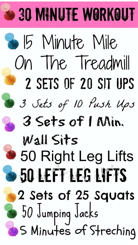 30 Minute Workout  Simply Taralynn
