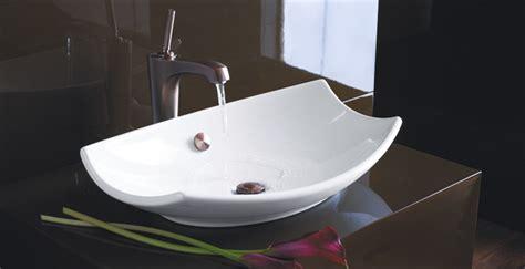 Vessel Sinks Bathroom Style To Spare  Bathroom Trends