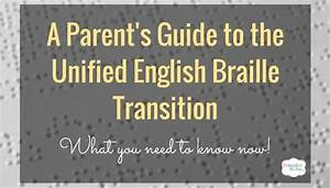 1000+ images about UEB Braille Resources on Pinterest
