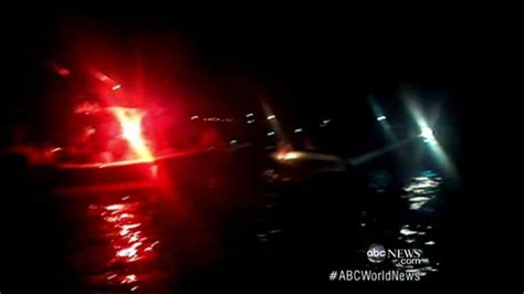 Boat Crash Good Morning America by July 4th Boat Accident Leaves 3 Dead Video Abc News