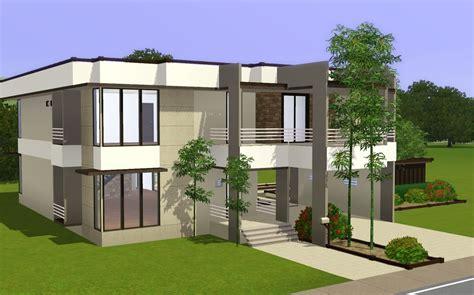 3 Floor Home Design : Cool Sims 3 House Floor Plans