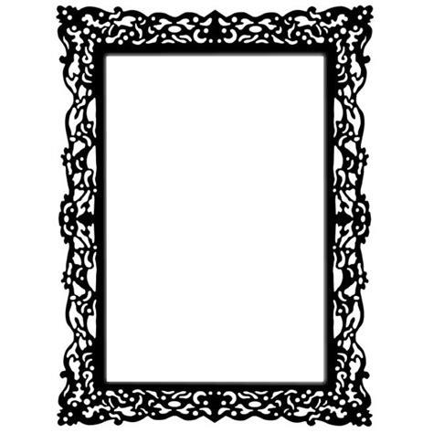montage photo cadre baroque noir pixiz