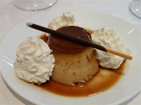 dessert flan aux oeufs maison