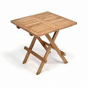 Gartenstühle Holz Klappbar : divero balkontisch gartentisch tisch beistelltisch holz teak klappbar 50 cm m bel24 ~ Markanthonyermac.com Haus und Dekorationen