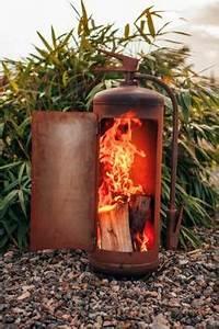Ofen Aus Gasflasche : feuertonne flammendesign 33kg gasflasche terrassenfeuer feuerkorb flammen youtube backofe ~ Markanthonyermac.com Haus und Dekorationen