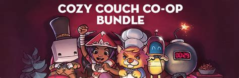 Cozy Couch Coop Bundle On Steam